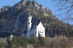 Neuschwanstein Castle, Hohenschwangau, Austria