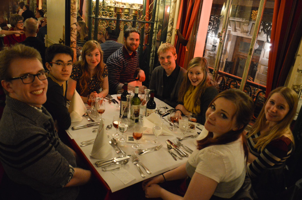 Farewell Dinner (1 of 1)